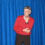 Lebenssterne Erzähler Rainer Teichmann aus Wasserburg erzählt Klaas Hansen