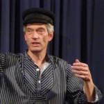 Rainer Teichmann erzählt live beim Goldmund Abend
