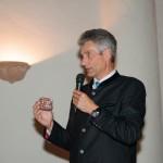 Rainer Teichmann, Erzählkünstler hält eine Laudatio