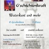 Gerstensaft und G'schichtenkraft in Wasserburg