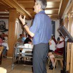 Geschichtenerzähler Rainer Teichmann aus Wasserburg erzählt in Deggendorf Lebenssterne